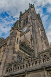 Manchester Cathedral Royalty Free Stock Photo
