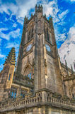 Manchester Cathedral Royalty Free Stock Image