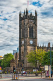 Manchester Cathedral Stock Image
