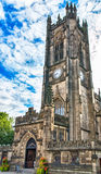 Manchester Cathedral Stock Photos