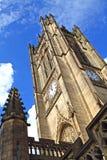Manchester Catherdral Royaltyfri Fotografi