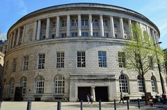 Free Manchester Central Library Stock Photography - 122706682