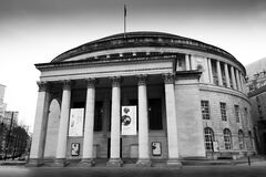 Manchester Central Library Royalty Free Stock Photography