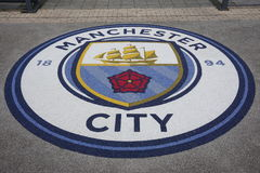 The Manchester City Etihad stadium Stock Images