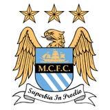 Manchester City f C Стоковые Изображения