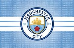 Manchester City f C Стоковое Фото