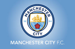 Manchester City F.C. Royalty Free Stock Photos