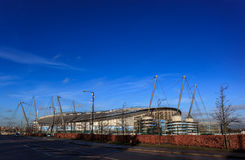 Manchester City Football Club, England Stock Images