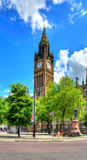 Manchester City Hall Stock Photos