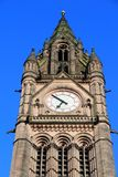 Manchester City Hall Stock Image