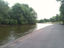Manchester City lösen aus Stockfotos