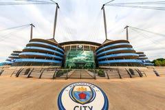 Manchester City stadion Arkivfoto