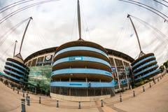 Manchester City stadium. Stock Image