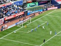 Manchester City Vs Chelsea Stock Images