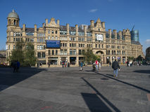 Manchester Corn Exchange Stock Images