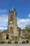 Manchester domkyrka, Manchester, England Fotografering för Bildbyråer