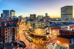Manchester England Lizenzfreie Stockfotografie