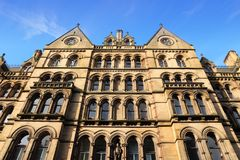 Manchester, England Royalty Free Stock Photography