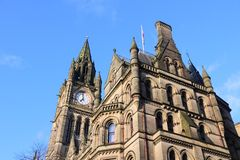 Manchester, England Royalty Free Stock Images