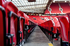 Free MANCHESTER, ENGLAND : Old Trafford Stadium Stock Image - 91908391