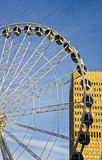 Manchester ferris wheel Stock Photos