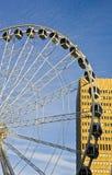 Manchester ferris wheel Stock Photos