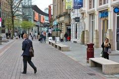 Manchester het UK Royalty-vrije Stock Afbeeldingen