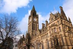 Manchester, het UK Royalty-vrije Stock Afbeeldingen