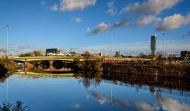 Manchester horisont Royaltyfri Foto