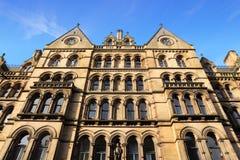 Manchester, Inghilterra fotografia stock libera da diritti