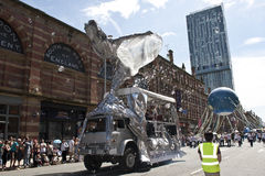 Manchester Parade 1 Royalty Free Stock Photography