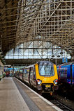 Manchester Piccadilly Station Royalty Free Stock Images