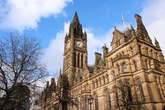 Manchester, R-U Images libres de droits