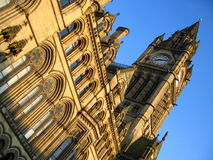 Manchester-Stadt Lizenzfreie Stockfotografie