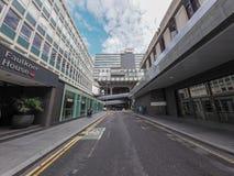 Manchester-Straßenbild stockfotos