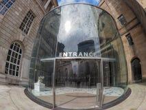 Manchester-Straßenbild lizenzfreie stockbilder