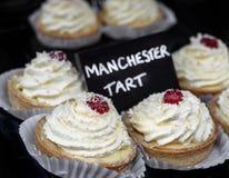 Manchester Tarts. Royalty Free Stock Image