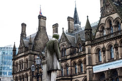 Manchester Town Hall Stock Image