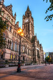 Manchester Town Hall royalty free stock photo