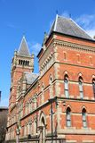 Manchester, UK Royalty Free Stock Photo