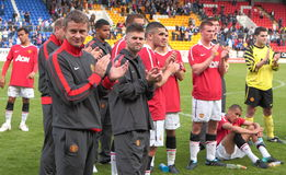 Manchester United Immagini Stock