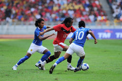 Manchester United Asia Tour 2009 Stock Image