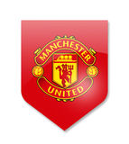 Manchester United de FC ilustração royalty free