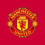 Manchester United F C arkivbild
