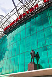 Manchester United stadium. Stock Photography