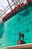 Manchester United stadium. Stock Photography