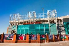 Manchester United stadium. Stock Photos
