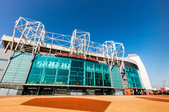 Manchester United stadium. Stock Image