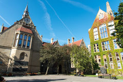 Manchester University Office main campus buildings Stock Photo