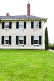 Manchester, Vermont - 3 de novembro de 2012: Hildene, Lincoln Family Home foto de stock
